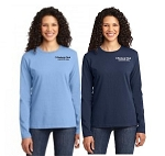 Kimberly Clark T-shirt Long Sleeve Womens