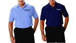 Kimberly Clark Polo 60/40 Blend Mens/Unisex