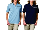 Kimberly Clark Polo 60/40 Blend Womens