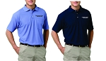 Kimberly Clark Polo 60/40 Blend W/Pocket Mens/Unisex