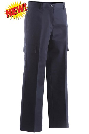 Kimberly Clark Cargo Pants Navy Womens